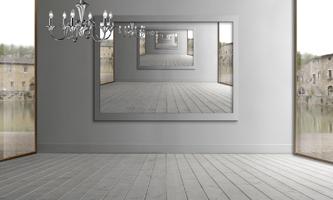 miroir-fractal