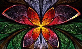 papillon-fractale