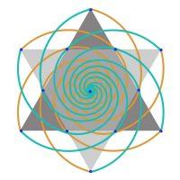 etoilr-tetraedrique-spirales-fibonacci